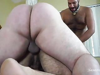 hairy and chub gays threesome bear (gay) daddy (gay) fat (gay)