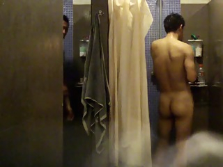 Spy cam chinese gym locker room 011 7:36 2019-09-23
