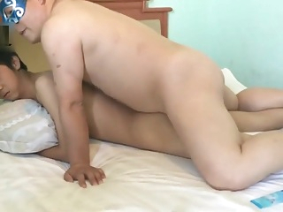 Crazy chinese bear and boy threesome 11:13 2019-05-23