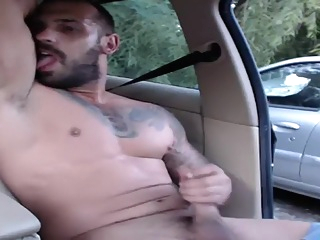 vladimirl0ve private record 07/17/2015 from cam4 hunk masturbation outdoor