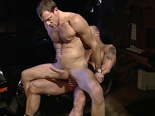 Jake and Spencer fuck gay hd