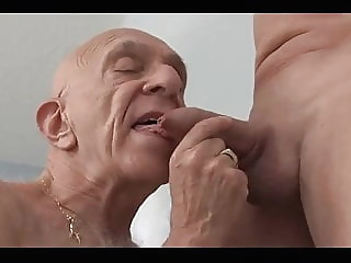 Grandparents love to fuck big cock (gay) blowjob (gay) gangbang (gay)