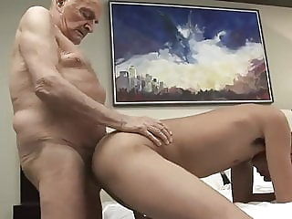 Grandpa fucks a young guy, mouth and ass ! 22:34 2020-05-17