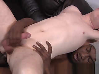 Twink Takes Black Cock In His Tight Ass 9:30 2020-05-08