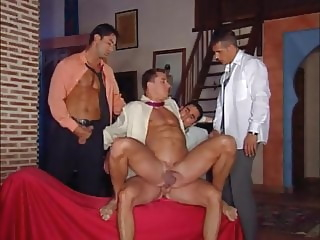 KristenBjornVideo El Rancho 2006 big cock blowjob handjob